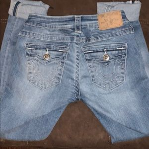 True religion woman's jeans